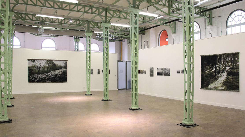 'Wall Hangings' in Willem II Fabriek 's-Hertogenbosch October 2015